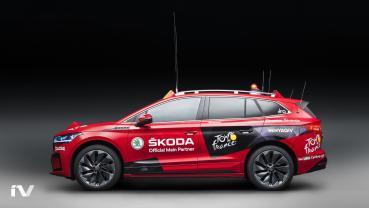 走過 125 年、象徵品牌進入全新紀元! Škoda ENYAQ iV 純電 SUV 正式亮相!