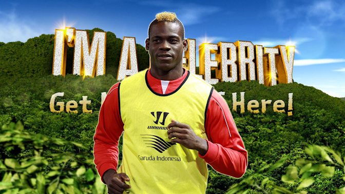 Mario Balotelli and the football stars we want to see on I'm A Celebrity Get Me Out Of Here!