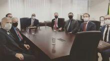 Presidente do Saferj mostra otimismo após reunião por 'direito de arena' com representantes do governo