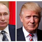 Donald Trump Is So Excited About Meeting Vladimir Putin That U.S. Officials Are Worried