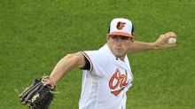John Means, Orioles try to complete sweep of Nationals