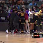 Top buzzer beaters from Los Angeles Lakers vs. Denver Nuggets