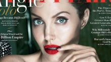 Angelina Jolie is diagnosed with partial facial paralysis