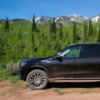 The Mercedes GLS: Off-road luxury