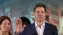 Brazil president candidate Haddad accuses rival of spreading false news
