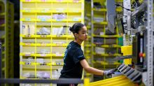 Amazon says it will offer full-time jobs to 125,000 temporary workers