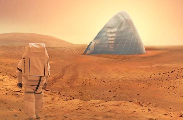 6 technologies that will help humans survive on Mars