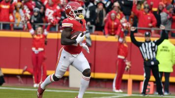 Hill suspended by Chiefs for 'foreseeable future'