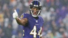 Bills Mafia Gifts Ravens Cornerback Marlon Humphrey Some Buffalo Wings – NBC4 Washington