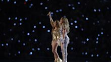 In photos: Jennifer Lopez and Shakira hit the stage for the 2020 Super Bowl halftime show