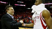 Daryl Morey thanks Rockets organization and fans in full-page newspaper ad
