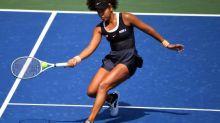 US Open (F) - US Open: Naomi Osaka lâche un set mais passe au deuxième tour