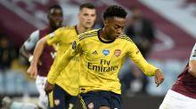 Arsenal's Joe Willock plans to keep giving Mikel Arteta selection headaches