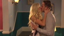 Hollyoaks airs shock passion for Mandy and Darren