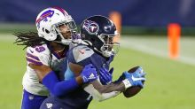 Bills' leaky defence exposed in blowout loss to Titans