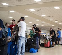 Hundreds Remain Stranded At Puerto Rico's Largest Airport