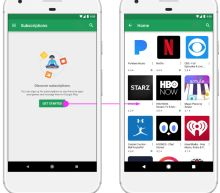 Google Play now makes it easier to manage your subscriptions