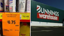Woman shocked by 'huge' discount at Bunnings