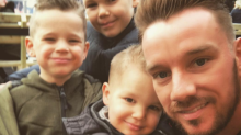 Celebrity Big Brother: Evicted Jamie O'Hara didn't make contact with his children for two days