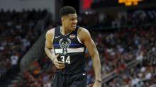 NBA》字母哥21分鐘轟22分  公鹿熱身賽首場輕取馬刺