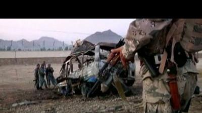 A wave of violence in Afghanistan