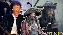 How Keith Richards helped Paul McCartney land his Pirates 5 cameo (exclusive)