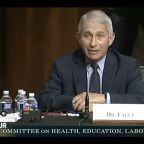 Dr. Fauci Tells Senate How We Can Turn Around Pandemic
