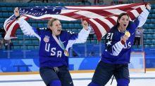U.S. women's hockey roster named for world championship