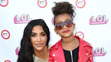 Kim Kardashian West Reveals North Is Newly Obsessed with Skincare After Kanye West Banned Makeup