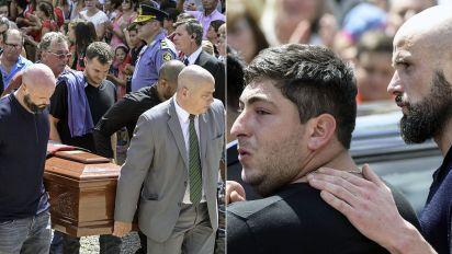 Emotional funeral held for footballer Emiliano Sala