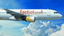 Fastjet shares jump 136% after budget airline secures $12m in rescue funding