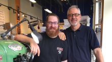 Two of North America's best cobblers are a Vancouver father-son duo