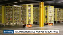 Why Amazon Wants Brands to Bypass Wal-Mart