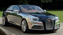 Second Bugatti model might go electric; won't look like Chiron