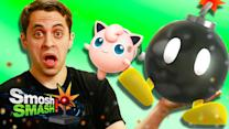 WAY TOO MANY EXPLOSIONS (Smosh SMASH!)