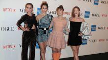 'Las chicas del cable', duelo de estilo en la VFNO2018