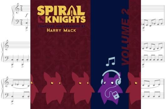 Jukebox Heroes: Spiral Knights' soundtrack