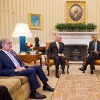 Biden to meet with Afghanistan leaders amid Taliban resurgence, US troop withdrawal