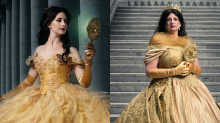 Photographer Reimagines Disney Princesses as Queens Using Real-Life Mothers and Daughters