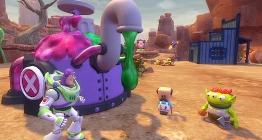 Toy Story 3 Hybrid Premium Edition contains PS3 game and original movie
