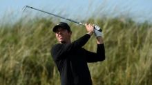 Open hopes fade for inconsistent McIlroy