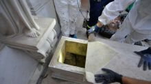 Vatican opens burial chambers in hunt for princesses and missing teen