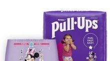 Pull-Ups® Announces Upgraded Product Features Based on Real Parent Feedback