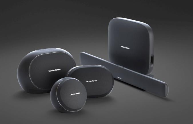 Harman Kardon's Omni+ speakers offer HD multi-room audio