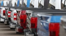 New car sales fall in April in the face of rising costs and interest rates