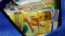 Euro break-up bet sours again on Swiss franc speculators