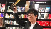 蔣三省原聲帶獲4國肯定 意外與兒競爭同獎項