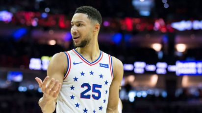 Ben Simmons heroics fail to save the 76ers