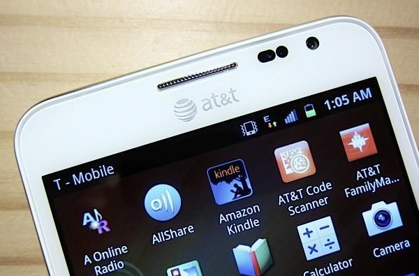 Galaxy Note LTE gains access to T-Mobile's HSPA+ network with custom radio