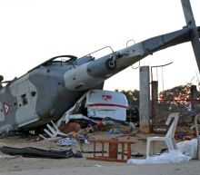 Mexico earthquake: At least 13 dead including three children in military helicopter crash after tremor